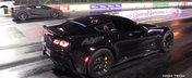 Este cel mai rapid Corvette din lume impotriva unui Gallardo cu kit Twin-Turbo. Cum se termina aceasta confruntare
