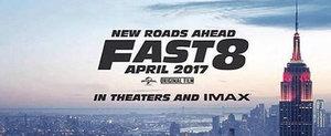 ESTE OFICIAL. IATA posterul filmului Fast 8!