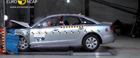 Euro NCAP: 5 stele pentru aproape toate modelele 2011 testate in ultima perioada