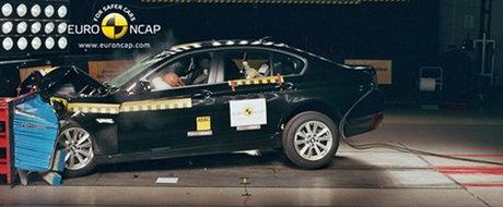 Euro NCAP publica topul celor mai sigure masini din 2010. CUM COMENTEZI?
