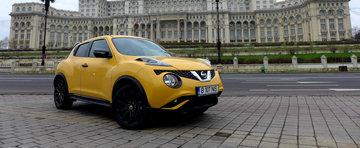 Explicatia unei nebunii curate numita Nissan Juke