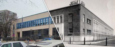 Fabrica Ford din Bucuresti: ce masini cu motoare V8 se construiau in Floreasca