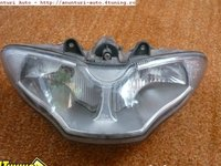 Far Piaggio Gilera Runner 49 125 180 cm in stare buna cu halogen