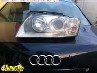 Far stanga Audi A8 Facelift