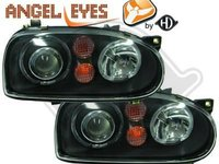 FARURI ANGEL EYES VW GOLF 3 LOOK GOLF 4 - ANGEL EYES VW GOLF 3 (91-97)