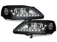 Faruri Bifazice DAYLINE Opel Astra G 98-04 negru