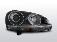 FARURI VW GOLF 5 2003-2009 model GTI Negru