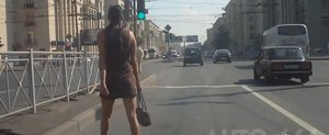 Femeile si traversarea in Rusia: nicio treaba!