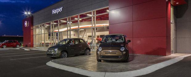Fiat le ofera 1.500 de euro celor care renunta la VW in schimbul unei masini produsa de ei
