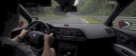 Filmul care te invata sa conduci corect la Nurburgring