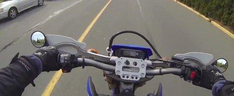 Filmul saptamanii: cateodata, Dumnezeu se plimba si cu motocicleta