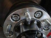 Flanse distantiere Suzuki 30mm cu inel de centrare