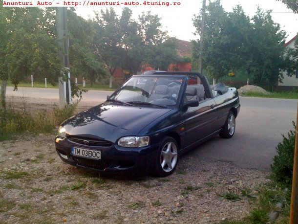 Ford Escort 1.5 XR3 1996