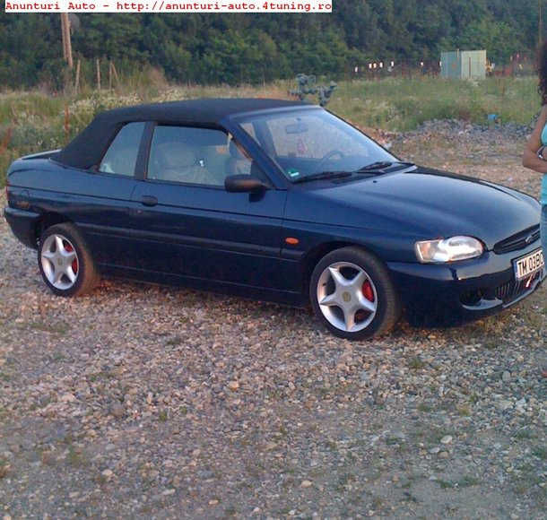 Ford Escort 1.5 XR3 1996