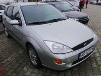 Ford Focus 1.6i Ghia 2001