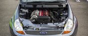 Ford Ka, cu motor turbo Cosworth - Reteta unui sleeper perfect