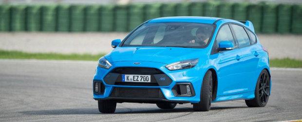 Ford lanseaza RS Adrenaline Academy, programul care te va ajuta sa nu te faci de rusine daca ai un Focus RS