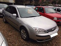 Ford Mondeo 2.2 TDCI 2003