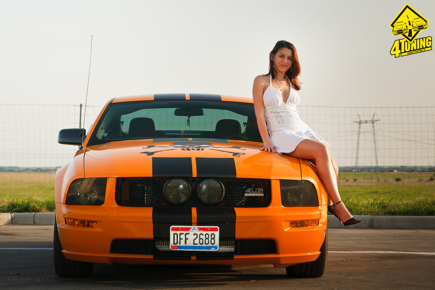 Poze Masini Tunate Din Romania Ford Mustang Gt Supercharged By Mihai 211892