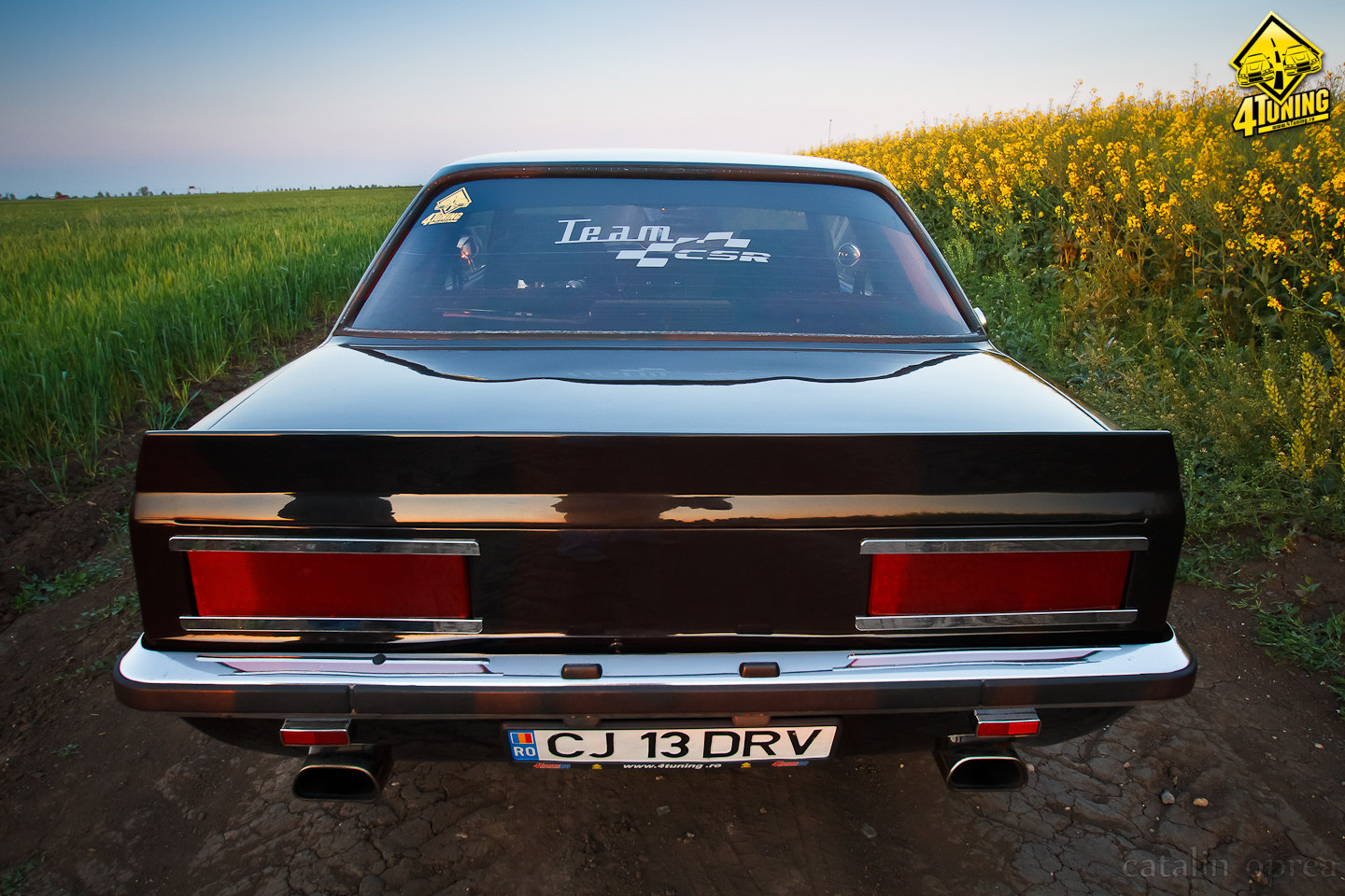 Pin Poza Ford Taunus By The Driver on Pinterest