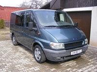 Ford Transit 2.0 TDDI ,101 CP 2002