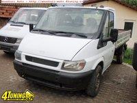 Ford Transit 2 4 D Camioneta Pritsche Cu Lada Autoutilitara