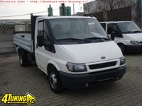 Ford Transit 2 4 D Clima Pritsche Camioneta cu Bena Autoutilitara