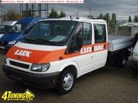 Ford Transit 2 4 D Doka Pritsche Autoutilitara cu Lada Bena