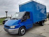 FORD Transit 2.4TD Koffer Autoutilitara Camioneta cu suprastructura inchisa
