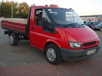 FORD Transit 2.4TD Volan Dreapta Camioneta Autoutilitara cu Lada Bena