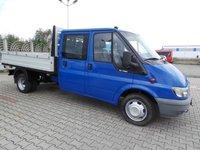 FORD Transit 2.4TDDi Doka Pritsche Camioneta Autoutilitara cu Lada Bena