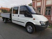 FORD Transit Doka Pritsche Camioneta Autoutilitara cu Lada 6 locuri
