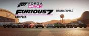 Forza Horizon 2 se innoieste cu 8 masini din Fast and Furious 7