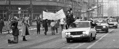 Galerie foto: Masinile Revolutiei din 1989