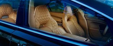 GALERIE FOTO: Noul Aston Martin Lagonda ne invita la bordul sau