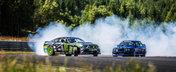 Gatebil 2014: un eveniment extrem dedicat masinilor din Norvegia