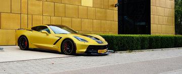 GeigerCars anunta un tuning extrem pentru noul Corvette Stingray