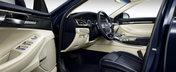 Genesis G90 debuteaza oficial, are ca rival Mercedes-ul S-Class