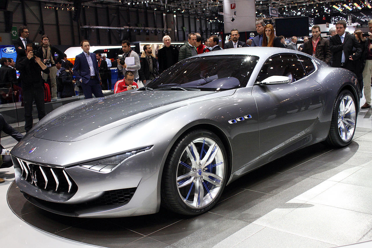 maserati alfieri concept cars drive away 2day. Black Bedroom Furniture Sets. Home Design Ideas