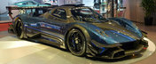 Geneva 2014: Pagani Zonda Revolucion, ultimul Zonda care se produce, are 800 cp