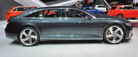 Geneva 2015: Audi Prologue Avant continua sa ne fascineze cu design-ul sau