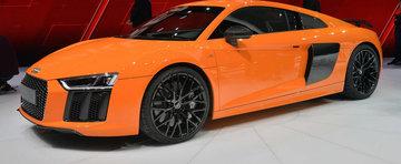 Geneva 2015: Audi R8 ajunge la generatia cu numarul doi