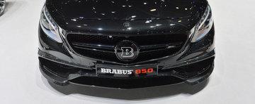Geneva 2015: Brabus scoate la lumina noul 850 6.0 Biturbo Coupe