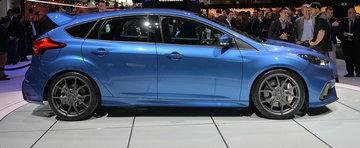 Geneva 2015: Ford Focus RS porneste pe urmele concurentei cu 320+ CP si AWD