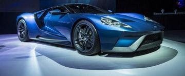 Geneva 2015: Ford GT primeste unda verde pentru productia de serie
