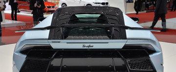 Geneva 2015: Mansory Torofeo ascunde sub capota un V10 bi-turbo de 1.000 CP
