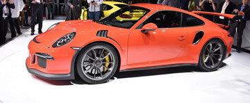 Geneva 2015: Porsche 911 GT3 RS are 500 cai putere si un eleron urias