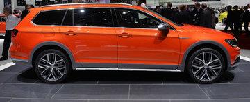 Geneva 2015: VW Passat Alltrack pare pregatit de orice provocare