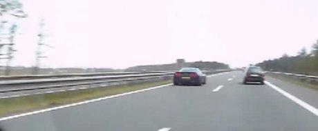 Ghicitoarea zilei: cu cat merge acest Corvette Z06?