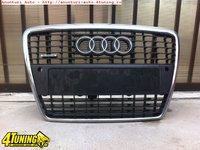 Grila centrala Audi A8 Facelift